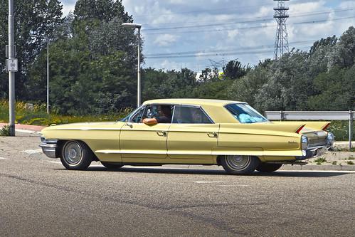 Cadillac Sedan DeVille Park Avenue 1962 (3060)