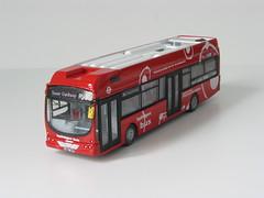London Hydrogen Bus (Accyblue) Tags: tower transit london bus hydrogen fuel cell wrightbus