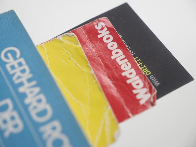 © Buch Taschenbuch Lesen Lesezeichen – Book Pocketbook Bookmark Read Reading