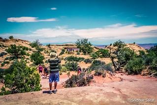 Mesa Arch, Canyonlands National Park, Utah (USA) - June 2016