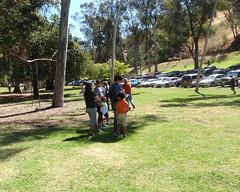 008 Off They Go (saschmitz_earthlink_net) Tags: 2017 california orienteering laoc losangelesorienteeringclub losangeles losangelescounty echopark elysianpark
