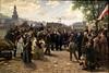 Chegada de Guillermo I ó Sarre en 1870