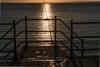 DSF_2077.jpg (alfiow) Tags: fishingrod railings sunset totland