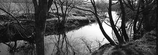 River Wyre Garstang Lancashire
