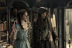 Pirates of the Caribbean: Dead Men Tell No Tales (Unification France) Tags: kayascodelariojohnnydepp kayascodelario johnnydepp