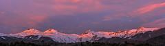 Sunset Chillán volcano (Chris Momberg) Tags: chillan volcano volcan atardecer sunset otoño termas panoramica panoramic nikon chris momberg pumarino chmomberg naturaleza nature paisaje chile