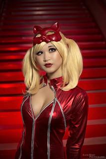 Panther/Ann Takamaki - Persona 5