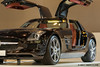 Mercedes-Benz SLS AMG #3 :: HDR :: DRI (servalpe) Tags: dri mercedesbenzslsamg supercars amg eos450d hdr canon sls canoneos450d servalpe mercedes gullwing ef70200mmf28lisusm 70200 cars madrid mercedesbenz colorefex noiseware automotion comunidaddemadrid spain es