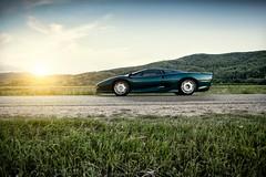 . (russian-exotics) Tags: jaguar xj220 russia krasnodar россия краснодар