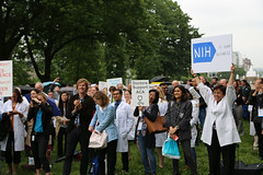 IMGL7214 (komissarov_a) Tags: labcoatsforlungs americanthoracicsociety ats ats2017 rally uscapitol may23rd 2017 washington dc impactfederalfunding medicalresearch weaken numerouslaws regulations harm thecountry'spublichealth internationalconference senator delaware massachusetts leadership event visualstatement support medicalandscientificcommunity canon 5d m3 komissarova streetphotography color rgb role alternativefacts evidence scientists america great trump administration evolution responsibility peer review nih cdc 18 budget cut against