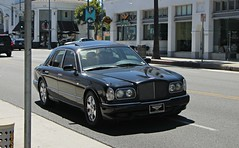 Bentley Arnage Red Label (SPV Automotive) Tags: bentley arnage red label sedan exotic luxury car black