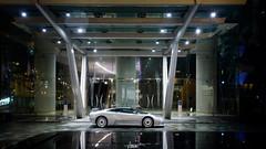 Late Night Beauty (AaronChungPhoto) Tags: bugatti eb110 eb110gt v12 quadturbo hongkong pp3 pacificplace3 supercar car
