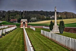 Norfolk Cemetery.