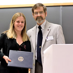 Sophie Leib, Distinction in Psychology; Robert Wickesberg