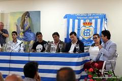 Homenaje a distintas personalidades del Recreativo de Huelva
