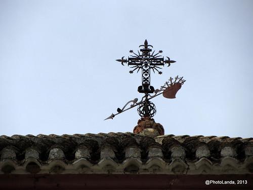 Veleta de la Iglesia del Salvador (s XVIII)
