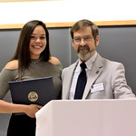 Brianna Velazquez, Distinction in Psychology; Robert Wickesberg