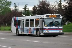CT_7853_D40LF (Shahid Bhinder) Tags: mypictures transport transit newflyerbuses calgarytransit d40lf