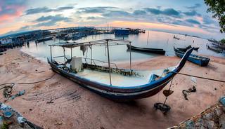 Fishermen Wharf