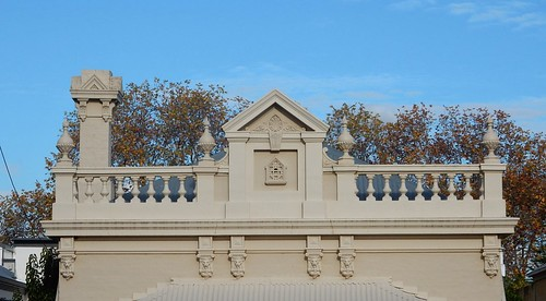 Balcony Gable