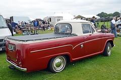 1970 Austin A55 Pick Up (Malc Edwards) Tags: london malc en1 enfield pageantofmotoring 2017 car vehicle austin a55 pickup 1970
