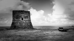 Sicily (Angelo Trapani) Tags: land terra sicilia torre torrepozzillo mare cielo vedetta motoape sicily palermo seascape panorama