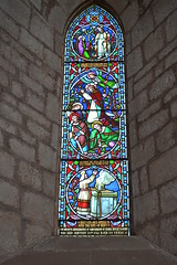 Window - Parish Church of St Mary Magdalene, Lanercost, Cumbria. (greentool2002) Tags: parish church st mary magdalene lanercost cumbria