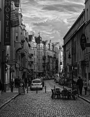 Poznan (piano62) Tags: poznan poland madeinchicagojazz travel streetscenes sky blackandwhite monochrome nikond750 nikon85mm18g