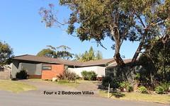 1, 2, 3 & 4/184 Boomerang Drive, Blueys Beach NSW