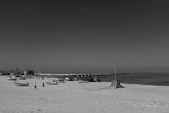 Vorupör Beach (Testlicht) Tags: x100f acros beach