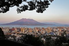 170328b4694 (allalright999) Tags: canon powershot g1x japan kagoshima sakurajima volcano skyline city 日本 鹿兒島 火山 櫻島