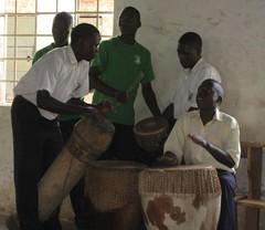 Drumming - Lutengo Sec sch