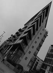 St John Rogersons Quay Building 31-05-2017 (gallftree008) Tags: a photowalk the liffey river dublin city ireland convention reflection 31052017 002 kennedys bar squirrel tara street st john rogersons quay building customed roofed rail bridge column 001 admiral william brown south quays