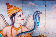 SitarambagTempleHyd_024 (SaurabhChatterjee) Tags: hinduceremony httpsiaphotographyin puja rama rangoli rituals saurabhchatterjee siaphotography sitarambag sitarambaghtemple
