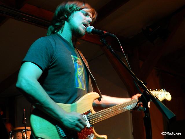 Lukas Nelson & Promise of the Real - Jackson Wellsprings -Ashland, Oregon – 10/28/12