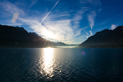 Brienz BE (Bugtris) Tags: 2470f4l brienz landschaft brienzersee water panorama canon 5dmkiii alpen see