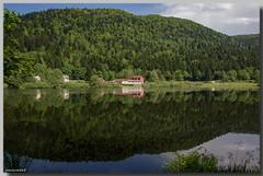 Lac de Retournemer - Vosges (jamesreed68) Tags: retournemer vosges 88 paysage nature eau forêt canon eos 600d lake water xonrupt longemer france lorraine