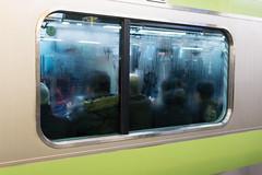 Somewhere in Tokyo (Jennifer Lea) Tags: japan tokyo travel nikon sigma 30mm sugmaart colour transport trains tokyometro