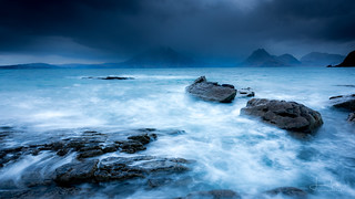 Blue Hour at Elgol