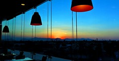 Ocaso en Cine/Cinema Sunset (jerodamor@yahoo.com.mx) Tags: ocasosdetorreón ocasos sol torreón coahuila gómez palacio durango méxico greatphotographers autofocus