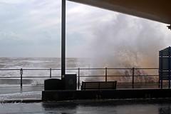 Sidmouth Storm - Feb 2017 (Dis da fi we (was Hickatee)) Tags: sidmouth storm feb 2017