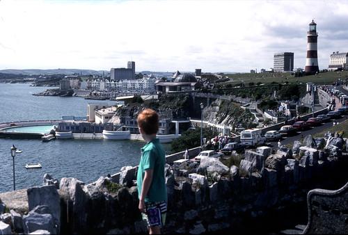 Tinside Lido Plymouth