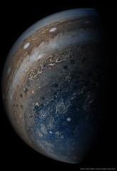 Beneath Jupiter (NASA's Marshall Space Flight Center) Tags: nasa marshall space flight center msfc jet propulsion laboratory jpl solar system jupiter