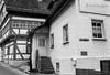 Weingärtner Vorstadt # 2 # Nikon F4s Agfa Pan400 -1992 (íṛíṡíṡôṗĕñ ◎◉◎) Tags: nikon f4 agfa bw sw scharzweiss film analog negativfilm tetenal neofin irisisopen