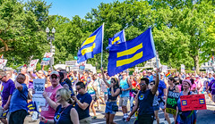 2017.06.11 Equality March 2017, Washington, DC USA 6571