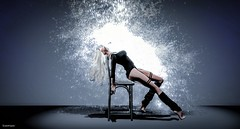 Flashdance (scarlettrose.karsin) Tags: flashdance waterscene secondlife sp avi avatar catwa maitreya lumipro water sl bento tableauvivant