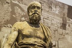 "Hellenistic Delphi IV – The so-called Philosopher (egisto.sani) Tags: delfi museo ""the philosopher"" ""il filosofo"" ""primo ellenistico"" ""greek art"" ""arte greca"" ""early hellenistic period"" period periodo phocis focide delphi ""archaeological museum"" ""museo archeologico"""