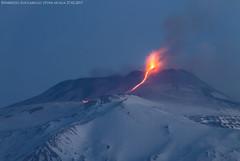 ERUZIONE ETNA 27 FEBBRAIO 2017 (Fabrizio Zuccarello) Tags: etna sicily eruption volcanoes vulcani nature natura sicilia italia italy scienze science eruzione geologia geology volcanology