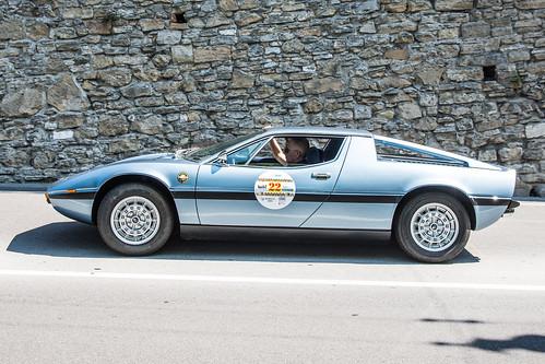 MASERATI 2000 GT 1978