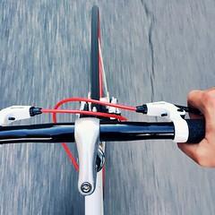 Passeggiata silenziosa (ioriogiovanni10) Tags: bike cannondale cube strada roma mtb bianchi scoot specialized mattina bici pedalare buongiorno